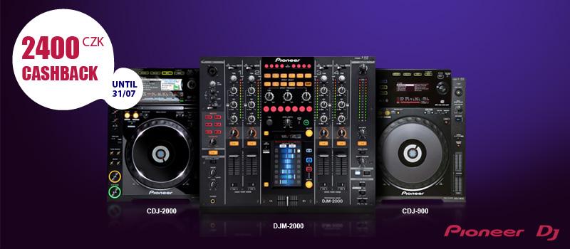 Pioneer DJ promoakce