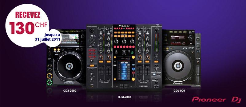 Remboursement Pioneer DJ