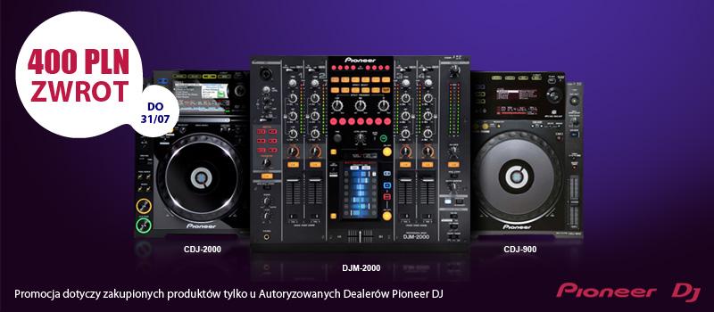 Promocja Pioneer DJ