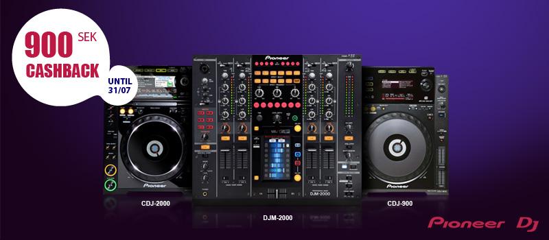 Pioneer DJ - kampanjen
